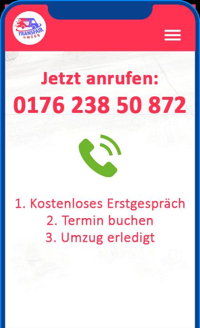 Transfair-Umzug-Handy